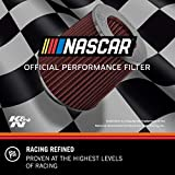 K&N Vent Air Filter/ Breather: High