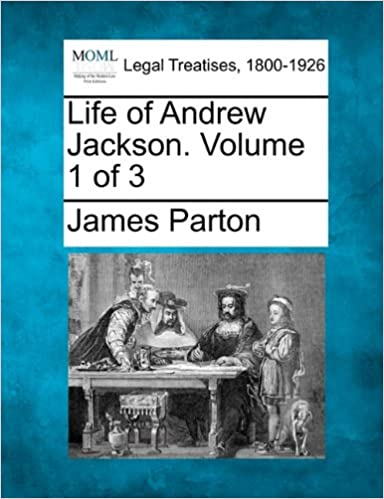 Works of James Parton