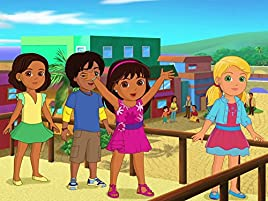 Amazon Com Watch Dora And Friends Into The City Volume 1