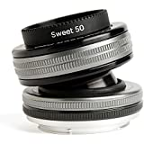 Lensbaby Composer Pro II with Sweet 50 Optic for Canon EF