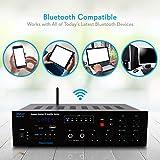 Wireless Bluetooth Public Address Amplifier - 500W