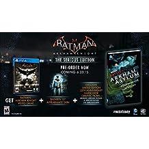 Batman: Arkham Knight - The Serious Edition (Comic Bundle) - PlayStation 4