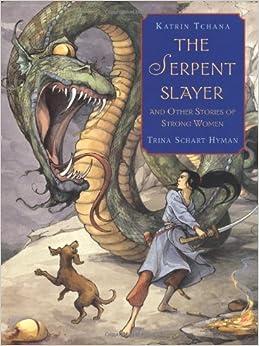 Chi li slays the serpent