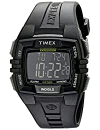 Timex Men's T49900 Expedition Rugged Wide Digital Watch