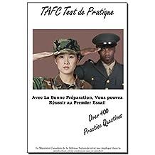 TAFC Test de Pratique (French Edition)