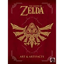 THE LEGEND OF ZELDA : ART & ARTIFACTS VERSION FRANÇAISE