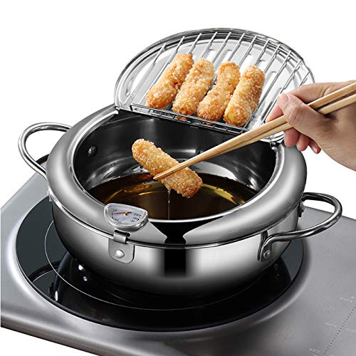 Neat little Frying Pot