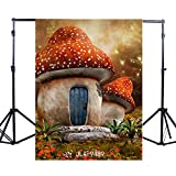 ArMordy (TM) Photo Studio Fairy Tale Photography Vinyl Backdrop Screen Background 0.8*1.25m