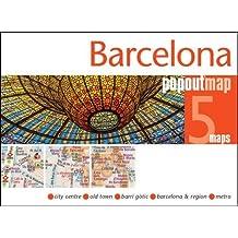 Barcelona PopOut Map