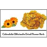 Organic Calendula Officinalis (Marigold) Dried Petals Flower Herb (50g)