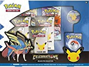 Pokemon TCG: 25th Anniversary Deluxe Pin Collection