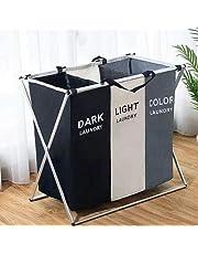 Saco Organizador De Roupa Dobravel Lavanderia Banheiro Roupas Sujas Cesto De Roupa Suja Em Casa