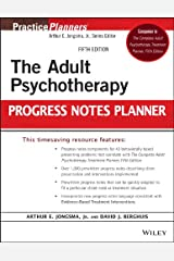 The Adult Psychotherapy Progress Notes Planner (PracticePlanners Book 299) Kindle Edition
