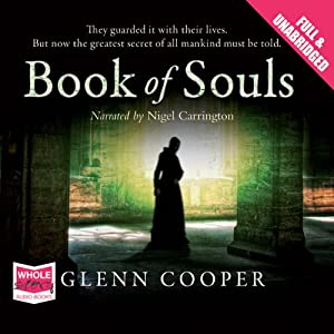 Book of Souls Audiobook