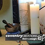 Coventry Creations Spiritual Cleansing Blessed Herbal Candle Sold By Sacred Tiger