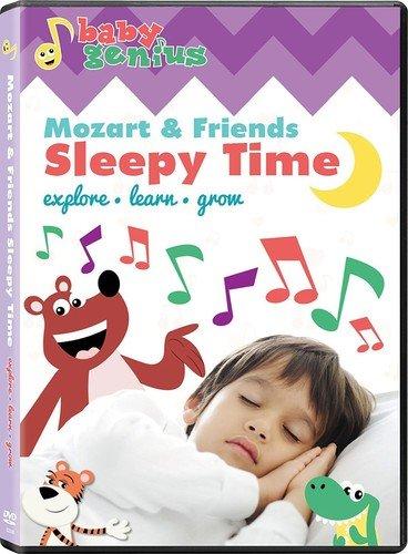 DVD : Baby Genius: Mozart And Friends Sleepy Time (Full Frame, Mono Sound, )