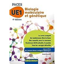 Biologie moléculaire-Génétique UE1 PACES - 4e éd. (1 - UE1) (French Edition)