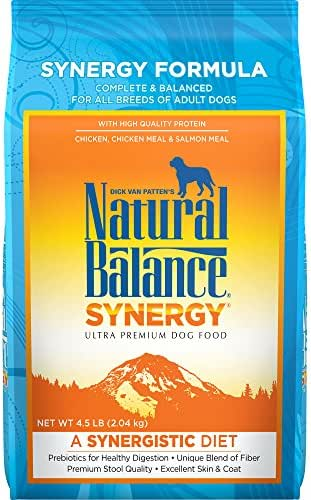 Dog Food: Natural Balance Synergy