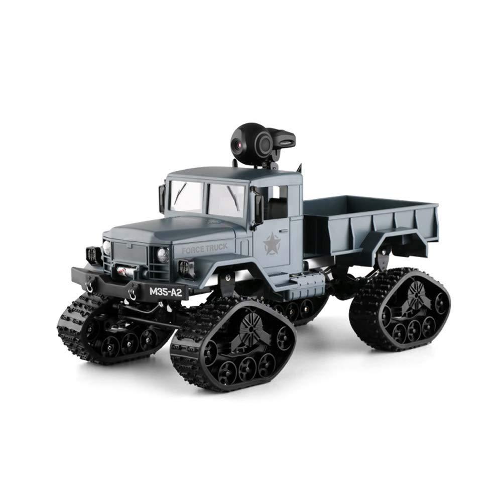 COL PETTI PETTI COL Remote Control Truck, Simulation Offroad-Modell mit Wi-Fi-Echtzeit-Getriebewupen-Crawler Fernbedienung Auto von Kinderspielzeug Gift 014e2d