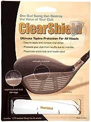 New Edge Sports Clear Shield