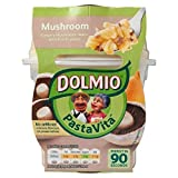 Dolmio Pasta Vita Creamy Mushroom Microwave Ready Meal 270g - Pack of 2