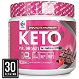 Exogenous Ketones Supplement with Beta Hydroxybutyrate BHB Salts for The Ketogenic Diet – Keto Shake Powder Drink to Help Reach Ketosis, Reduce Stress, and Boost Energy