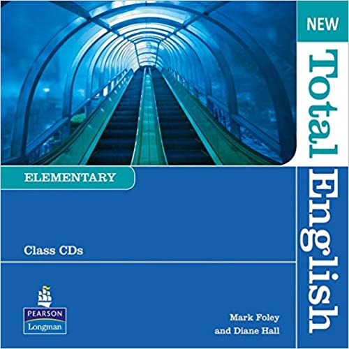 New Total English Elementary Class Audio CD
