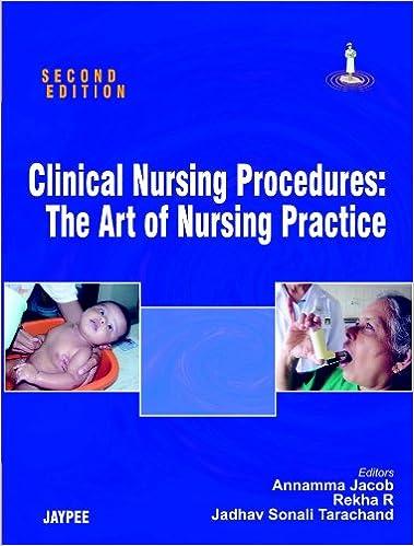 NURSING PROCEDURES PDF