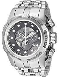 New Mens Invicta Reserve 21998 Bolt Zeus High Polished Limited Edition Watch
