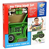 KidsFunwares Tractor Me Time Meal Set with