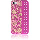 Bling-My-Thing Elegance Collection Series Case for iPhone 4 4S (Hot Pink Crystal) BMT-11-20-10-01