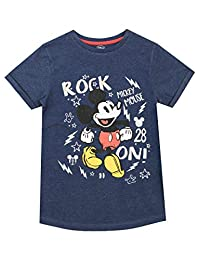Disney Boys Mickey Mouse T-Shirt