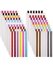 Bememo 2040 Pieces Photo Corners Self Adhesive for Scrapbook Picture Album (Multicolored)