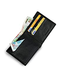 Men's Wallets, Adorner RFID Blocking Money Clip Genuine Leather Wallet