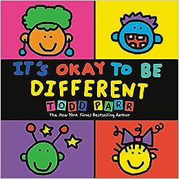 It S Okay To Be Different Amazon De Parr Todd Fremdsprachige Bucher