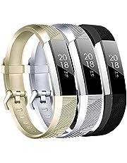 Baaletc Alta Strap och Alta HR-rem, justerbar ersättning sportrem band för Alta och Alta HR Smartwatch fitness armband