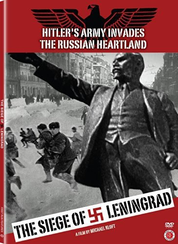 DVD : Wayne Smith - The Siege Of Leningrad (Ecopak - Biodegradable PKG)