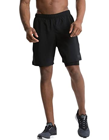 a6c2ff5f7694 TCA Men s Ultra 2 in 1 Running Shorts with Inner Compression Short and Zip  Pocket