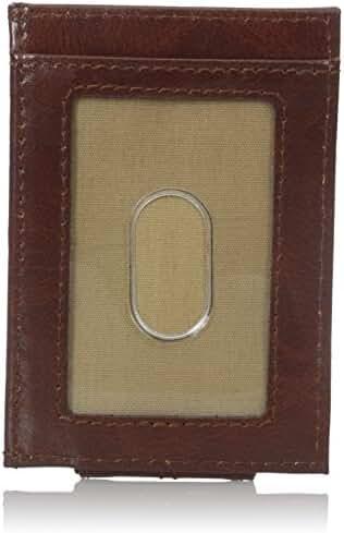 Dockers Men's Mt. Vernon Magnetic Card Holder Wallet