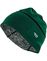 Lexie - Merino Wool Skull Cap-Helmet Liner-Running Beanie-Moisture Wicking & Stylish