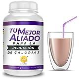 Tu mejor aliado para la reducción de calorías/PROTEINA CHOCOLATE milkshake bajar licuado peso keto sm system dieta 800 gramos