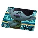 DreamWorks Trolls Branches Mission Zip-It Bedding