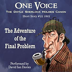 The Adventure of the Final Problem Audiobook
