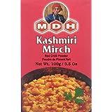 MDH Kashmiri Mirch Masala Red Chili Powder, 3.5oz