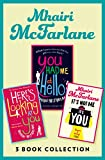Mhairi McFarlane 3-Book Collection: You Had Me at