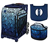 Zuca Sport Bag - Reef with Gift Lunchbox and Zuca