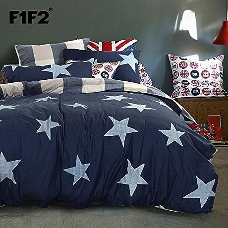Collection Bedding Set Hypoallergenic Sheet Duvet Cover 4 Piece Comforter Set Pillow Case Set