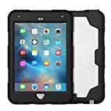 iPad Mini 4 Waterproof Case, iThrough® Underwater Case for iPad Mini 4, Dust Proof, Snow Proof, Shock Proof, Dirt Proof, Heavy Duty Touch Screen Protective Case Cover for iPad Mini 4