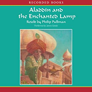 Aladdin and the Enchanted Lamp Audiobook