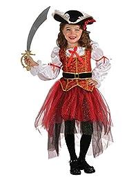 Rubies Costume Co Rubie's Let's Pretend Princess of The Seas Costume, Small (4-6)